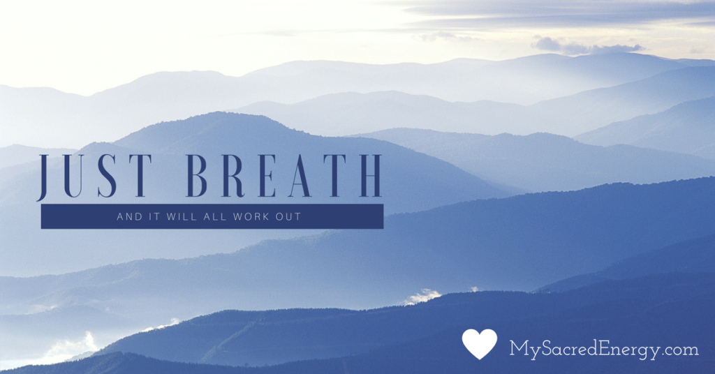 Just breath and other quotes about positive attitudes