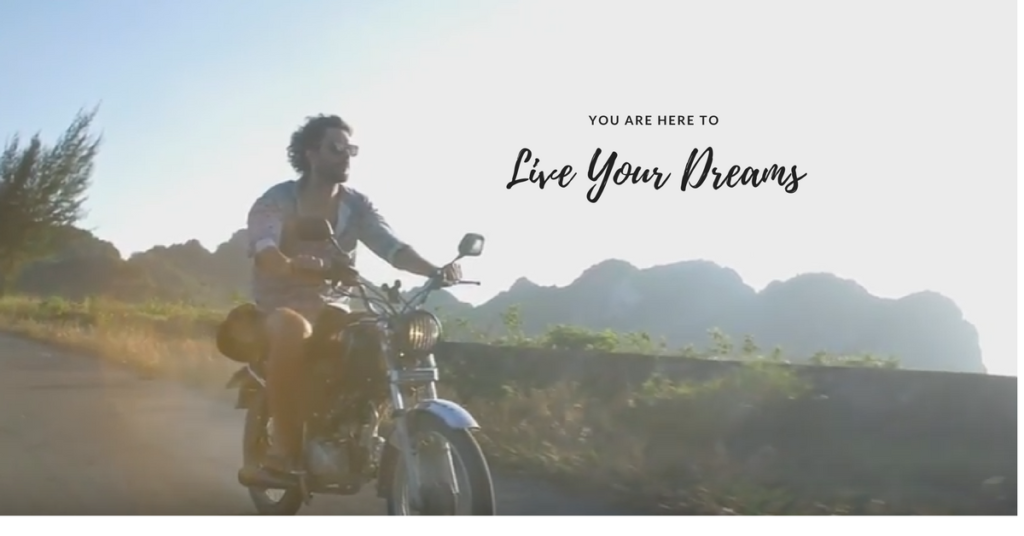 live your dreams image